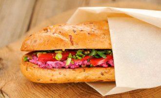 Рецепт сандвича из сабвей