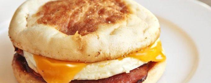 Идеальный сэндвич с яйцом
